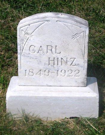 HINZ, CARL - Lucas County, Ohio | CARL HINZ - Ohio Gravestone Photos