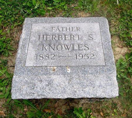 KNOWLES, HERBERT S. - Lucas County, Ohio | HERBERT S. KNOWLES - Ohio Gravestone Photos