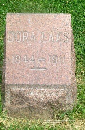 LAAS, DORA - Lucas County, Ohio | DORA LAAS - Ohio Gravestone Photos