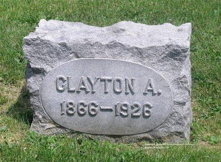 LANDIS, CLAYTON A. - Lucas County, Ohio | CLAYTON A. LANDIS - Ohio Gravestone Photos