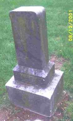 LUCE, ABRAHAM - Lucas County, Ohio | ABRAHAM LUCE - Ohio Gravestone Photos