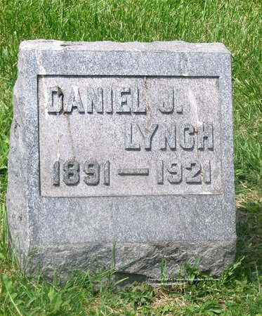 LYNCH, DANIEL J. - Lucas County, Ohio | DANIEL J. LYNCH - Ohio Gravestone Photos