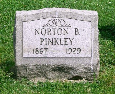 PINKLEY, NORTON B. - Lucas County, Ohio | NORTON B. PINKLEY - Ohio Gravestone Photos