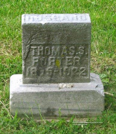 PORTER, THOMAS S. - Lucas County, Ohio   THOMAS S. PORTER - Ohio Gravestone Photos