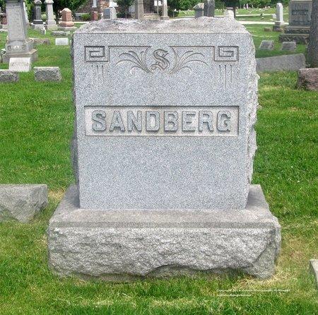 SANDBERG, FAMILY MONUMENT - Lucas County, Ohio | FAMILY MONUMENT SANDBERG - Ohio Gravestone Photos
