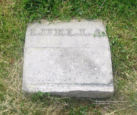 SANDBERG, LUELLA - Lucas County, Ohio | LUELLA SANDBERG - Ohio Gravestone Photos