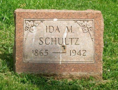 SCHULTZ, IDA M. - Lucas County, Ohio   IDA M. SCHULTZ - Ohio Gravestone Photos