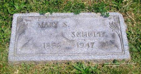 SCHULTZ, MARY S. - Lucas County, Ohio | MARY S. SCHULTZ - Ohio Gravestone Photos