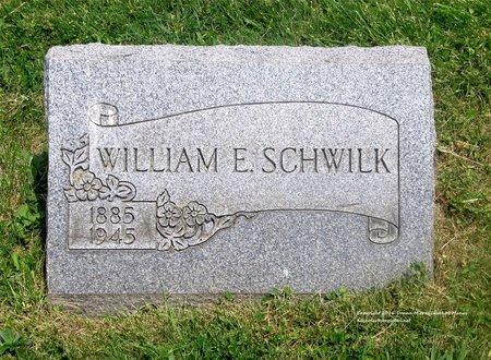 SCHWILK, WILLIAM E. - Lucas County, Ohio | WILLIAM E. SCHWILK - Ohio Gravestone Photos