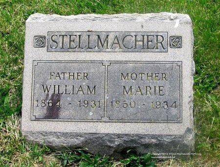 STELLMACHER, MARIE - Lucas County, Ohio | MARIE STELLMACHER - Ohio Gravestone Photos