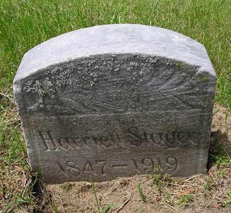 STOVER, HARRIETT - Lucas County, Ohio   HARRIETT STOVER - Ohio Gravestone Photos
