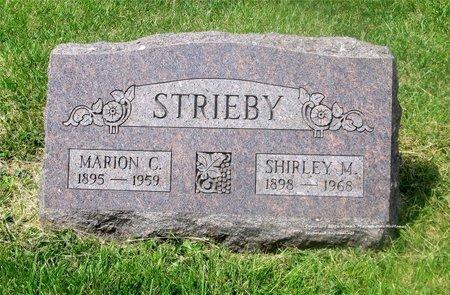 STRIEBY, SHIRLEY M. - Lucas County, Ohio | SHIRLEY M. STRIEBY - Ohio Gravestone Photos
