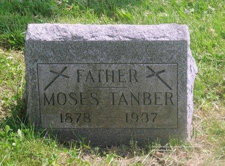 TANBER, MOSES - Lucas County, Ohio | MOSES TANBER - Ohio Gravestone Photos