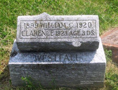 WESTFALL, CLARENCE - Lucas County, Ohio | CLARENCE WESTFALL - Ohio Gravestone Photos