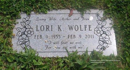 MUSCH WOLFE, LORI K. - Lucas County, Ohio   LORI K. MUSCH WOLFE - Ohio Gravestone Photos