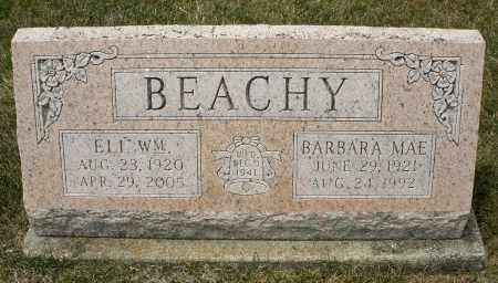 BEACHY, ELI WILLIAM - Madison County, Ohio | ELI WILLIAM BEACHY - Ohio Gravestone Photos