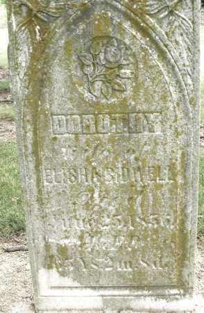 BIDWELL, DOROTHY - Madison County, Ohio   DOROTHY BIDWELL - Ohio Gravestone Photos