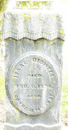 BIDWELL, ISAAC - Madison County, Ohio   ISAAC BIDWELL - Ohio Gravestone Photos