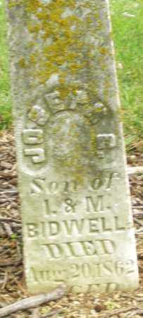 BIDWELL, JOSEPH - Madison County, Ohio   JOSEPH BIDWELL - Ohio Gravestone Photos