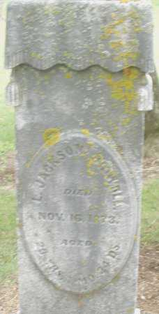 BIDWELL, L. JACKSON - Madison County, Ohio   L. JACKSON BIDWELL - Ohio Gravestone Photos
