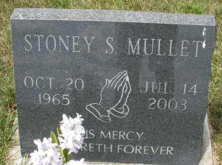 MULLET, STONEY S. - Madison County, Ohio | STONEY S. MULLET - Ohio Gravestone Photos