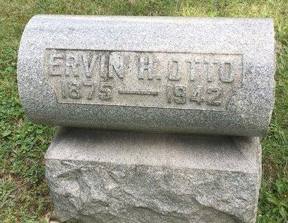 OTTO, ERVIN H. - Mahoning County, Ohio | ERVIN H. OTTO - Ohio Gravestone Photos