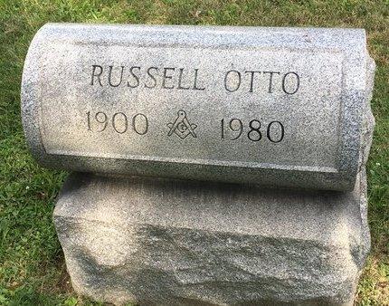 OTTO, RUSSELL - Mahoning County, Ohio | RUSSELL OTTO - Ohio Gravestone Photos