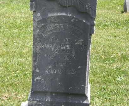 AUGENSTINE, CRISTOPHER - Marion County, Ohio   CRISTOPHER AUGENSTINE - Ohio Gravestone Photos