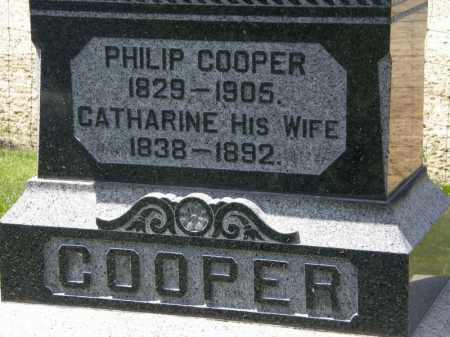 COOPER, CATHARINE - Marion County, Ohio | CATHARINE COOPER - Ohio Gravestone Photos