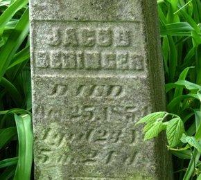 GEHINGER, JACOB - Marion County, Ohio | JACOB GEHINGER - Ohio Gravestone Photos