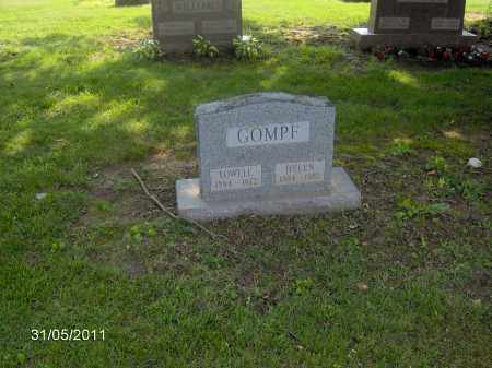GOMPF, HELEN - Marion County, Ohio | HELEN GOMPF - Ohio Gravestone Photos