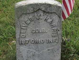 HARRIS, OLIVER J. - Marion County, Ohio | OLIVER J. HARRIS - Ohio Gravestone Photos