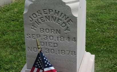 KENNEDY, JOSEPHINE - Marion County, Ohio | JOSEPHINE KENNEDY - Ohio Gravestone Photos