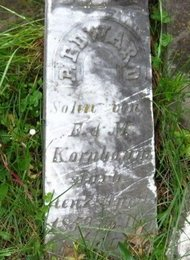 KORNBAUM, P. EDWARD - Marion County, Ohio | P. EDWARD KORNBAUM - Ohio Gravestone Photos