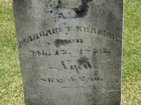 KRAMER, MARGARET - Marion County, Ohio | MARGARET KRAMER - Ohio Gravestone Photos