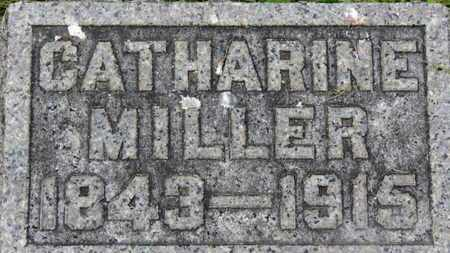 MILLER, CATHARINE - Marion County, Ohio | CATHARINE MILLER - Ohio Gravestone Photos