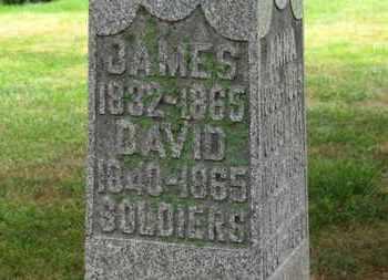 MILLER, DAVID - Marion County, Ohio | DAVID MILLER - Ohio Gravestone Photos
