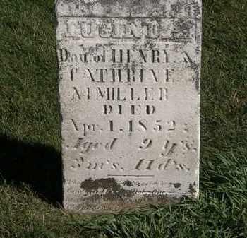 MILLER, CATHRINE M. - Marion County, Ohio | CATHRINE M. MILLER - Ohio Gravestone Photos