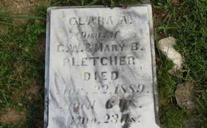 PLETCHER, MARY B. - Marion County, Ohio | MARY B. PLETCHER - Ohio Gravestone Photos