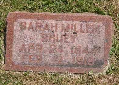 SHUEY, SARAH MILLER - Marion County, Ohio | SARAH MILLER SHUEY - Ohio Gravestone Photos