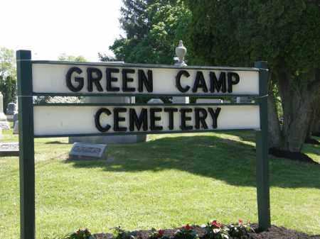 SIGN, CEMETERY - Marion County, Ohio | CEMETERY SIGN - Ohio Gravestone Photos