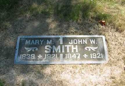 SMITH, JOHN W. - Marion County, Ohio | JOHN W. SMITH - Ohio Gravestone Photos