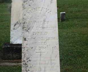STANCLIFT, MINERVA - Marion County, Ohio | MINERVA STANCLIFT - Ohio Gravestone Photos