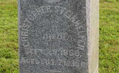 STEINHELFER, CHRISTOPHER - Marion County, Ohio   CHRISTOPHER STEINHELFER - Ohio Gravestone Photos