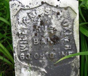 STRICKLER, WILLIAM - Marion County, Ohio | WILLIAM STRICKLER - Ohio Gravestone Photos