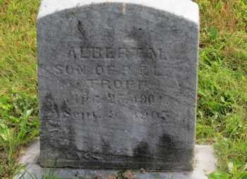 TROPF, ALBERT M. - Marion County, Ohio | ALBERT M. TROPF - Ohio Gravestone Photos