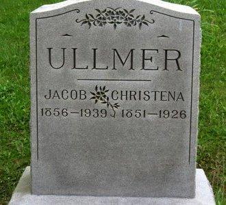 ULLMER, JACOB - Marion County, Ohio   JACOB ULLMER - Ohio Gravestone Photos