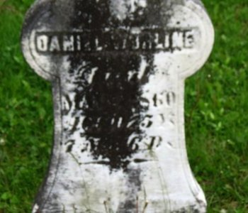 WORLINE, DANIEL - Marion County, Ohio | DANIEL WORLINE - Ohio Gravestone Photos