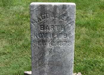 BARTH, MAGDALENA - Medina County, Ohio | MAGDALENA BARTH - Ohio Gravestone Photos