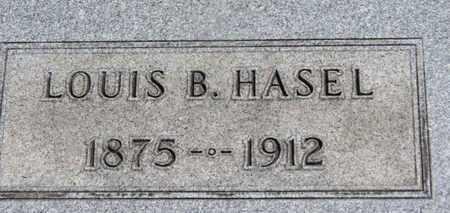 HASEL, LOUIS B. - Medina County, Ohio | LOUIS B. HASEL - Ohio Gravestone Photos